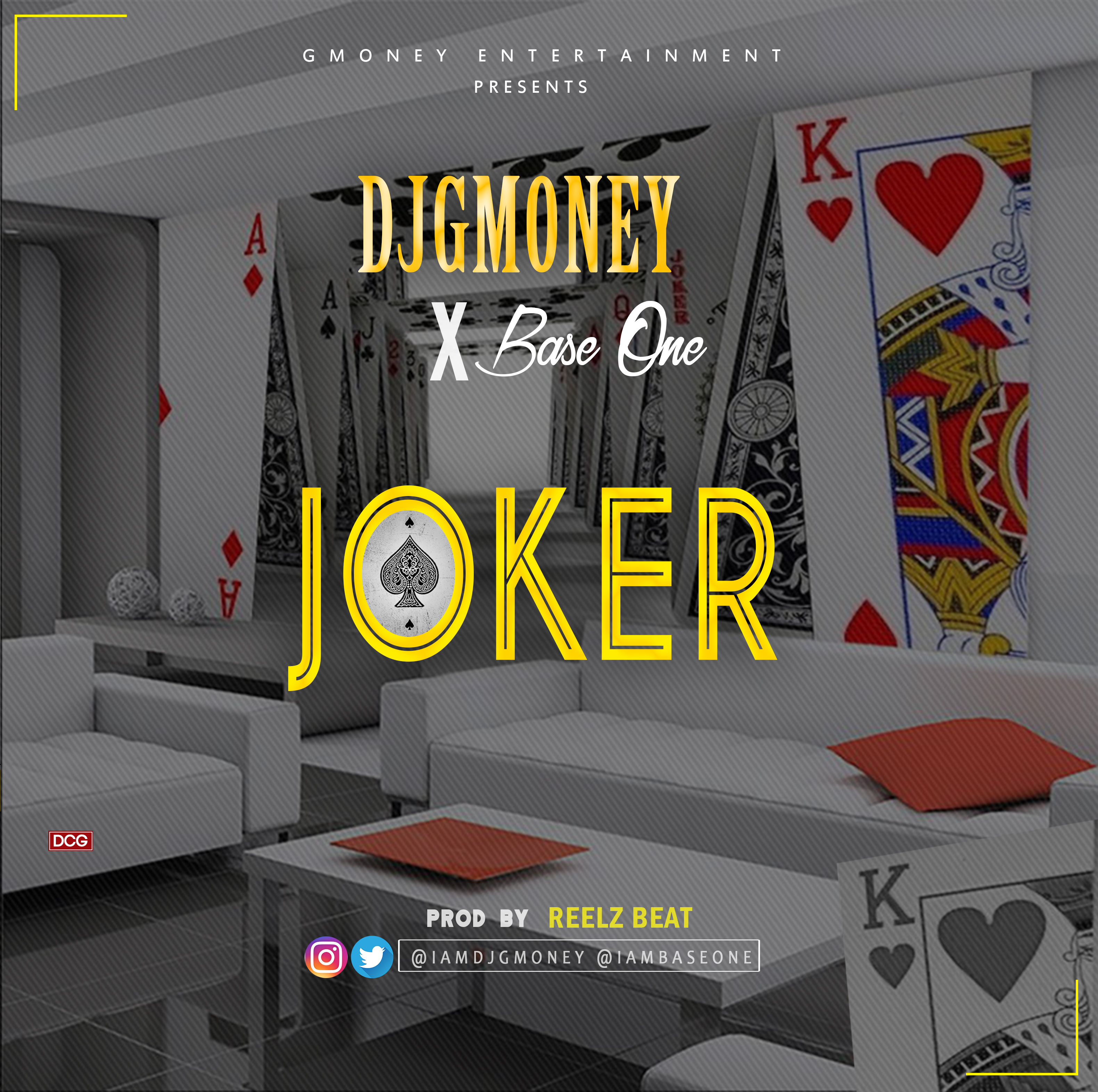 DJ G-Money Ft. Baseone - JOKER