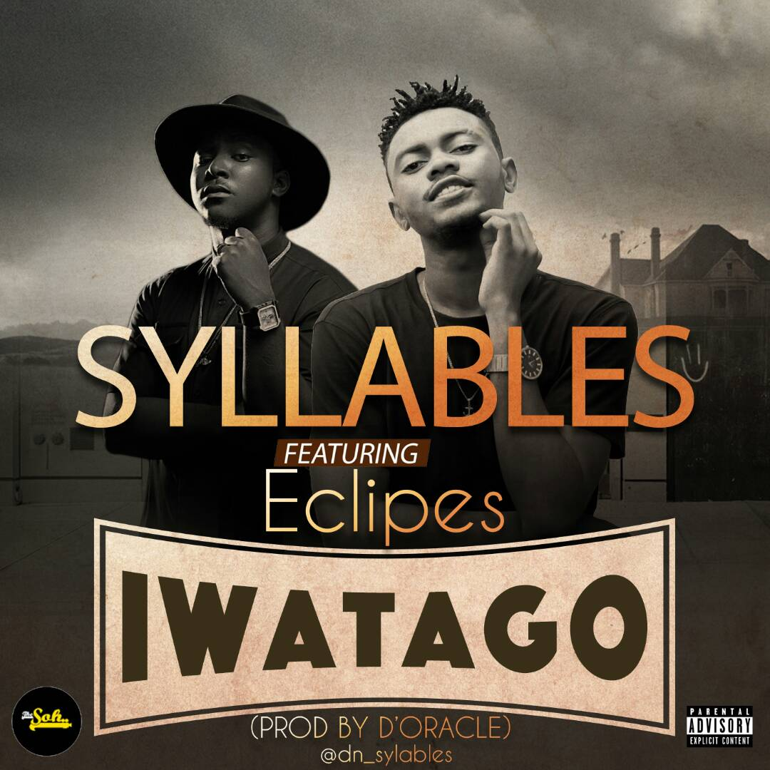 Syllables – Iwatago Ft. Eclipse (prod. TheBeatOracle)