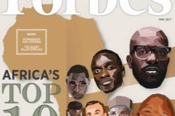 Don Jazzy, Wizkid, Jidenna & Davido Make It To Forbes' List Of Top 10 Richest African Musicians