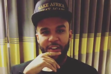 "VIDEO: ""To Make This Our Time, We Must Be On Time"" – Jidenna Reacts To Not Being Allowed To Perform @ One Africa Music Fest, London"