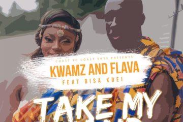 Kwamz and Flava ft. Bisa Kdei – Take My Hand