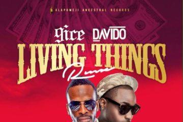 9ice ft. Davido – Living Things (Remix)