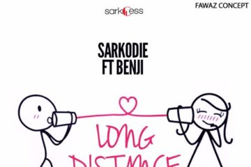 Sarkodie ft. Benji – Long Distance
