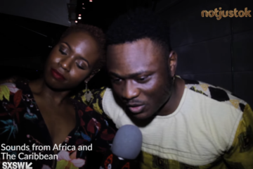 "Notjustok TV: MoeLogo Talks Upcoming ""Shine Your Light"" EP, Experiences & More 