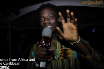 "Notjustok TV: ""We Are Dictating The Sound, Influencing The Culture"" – Mr Eazi Talks ""Accra To Lagos To London"" 