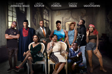 "VIDEO: Watch The Trailer for the Widely-Acclaimed TV Series ""Industreet"" starring Funke Akindele, Daddy Freeze & Others"