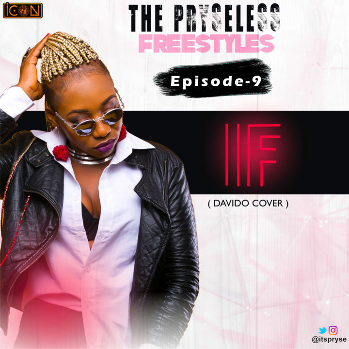 Pryse - IF (Davido Cover)