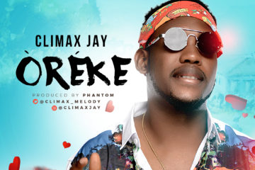 Climax Jay – Oreke (prod. Phantom)