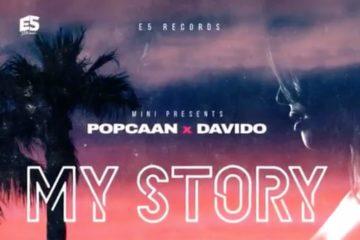 Popcaan X Davido – My Story (Prod. Kiddominant x Mini)
