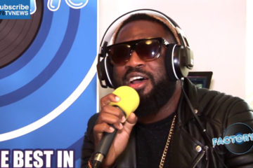 "VIDEO: Praiz performs ""Mercy"" & ""Body Hot"" (Medley) On ""Run Up"" by Major Lazer & PartyNextDoor"