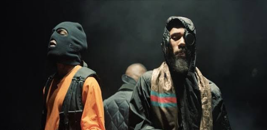 VIDEO Premiere: Phyno - Link Up Ft. Burnaboy & M.I