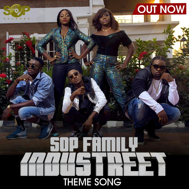 S.O.P Family (Mo Eazy, Sonorous, Martinsfeelz, The Gemstones) – Industreet TV Series Official Sound Track Directed by JJC Skillz