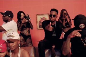 VIDEO: KLY & Dj Maphorisa – SnapThatSh!t ft. Emtee & Patoranking