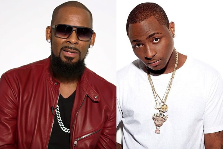 Download) Davido-IF Ft  R Kelly (Remix)- MP3, Song & Video