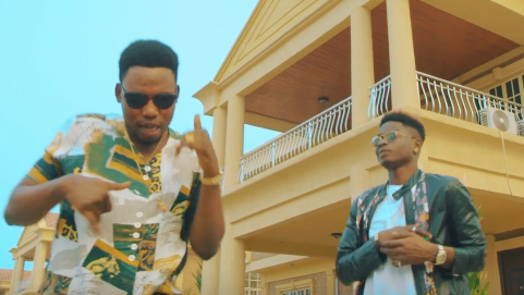 VIDEO: Qdot - Lalalu Ft. Lil Kesh