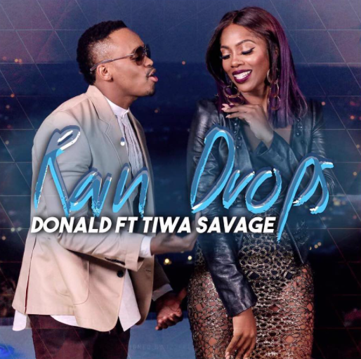 VIDEO: Donald Ft. Tiwa Savage - Rain Drops