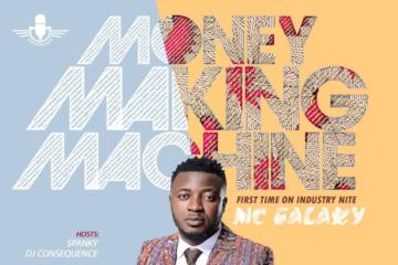NotjustOk TV: MC Galaxy Industry Nite | Premieres MMM Album