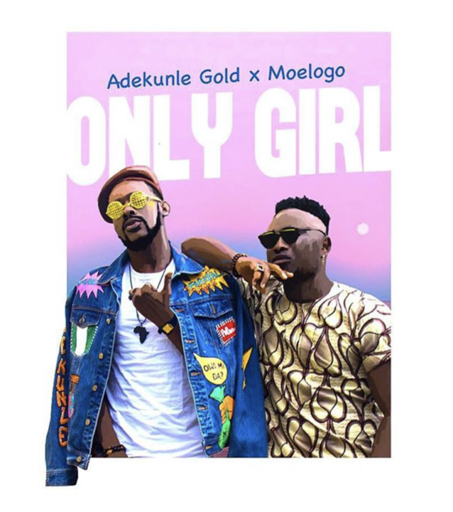 VIDEO: Adekunle Gold ft. Moelogo - Only Girl