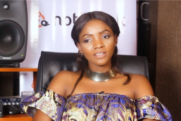 "Notjustok TV: Simi Speaks on Adekunle Gold & Falz ""Love Triangle"" + Switching From Gospel Music & More"