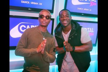 VIDEO: Wizkid Appears To Be Unaware of Davido's Sony/RCA Deal