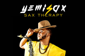 "Yemi Sax – Connect | Unveils New Album ""Sax Therapy"""
