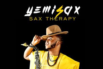 "Yemi Sax – Connect | Unveils New Album ""Sax Therapy"""