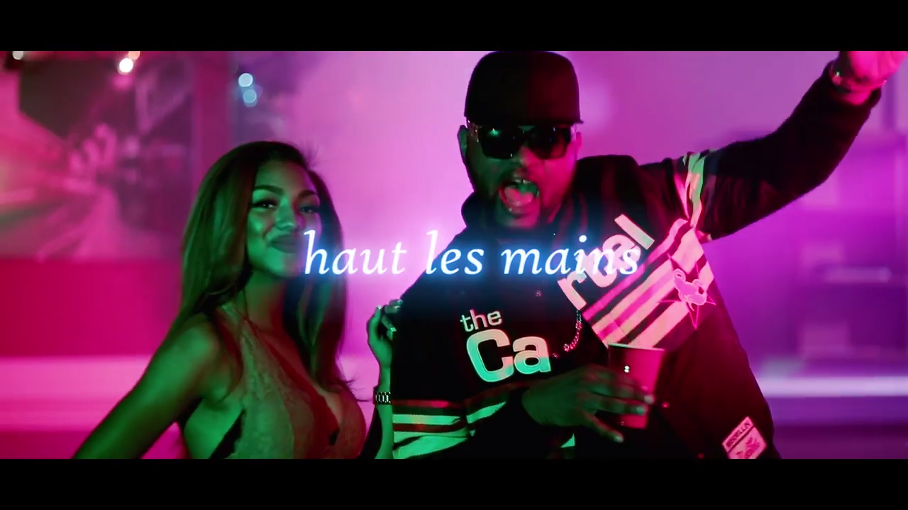 VIDEO: Yong Flo – Haut les Mains (Directed by Champion Studio)