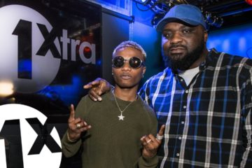 VIDEO: Wizkid On BBC Radio 1Xtra