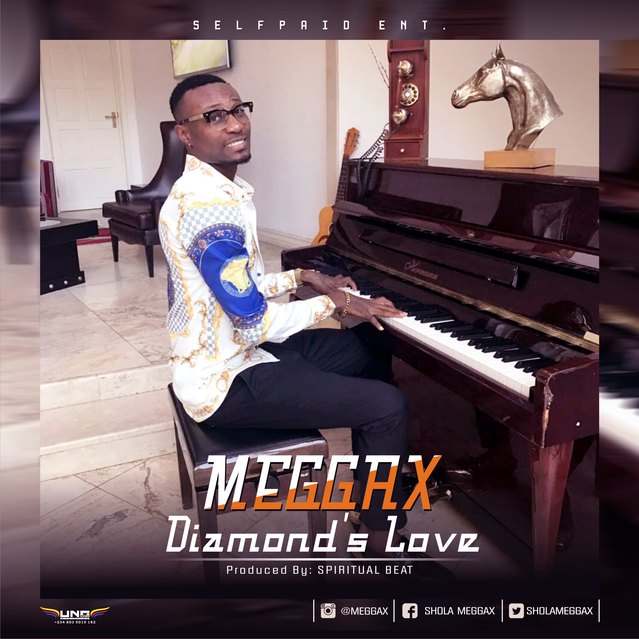 VIDEO: Meggax – Diamond's Love