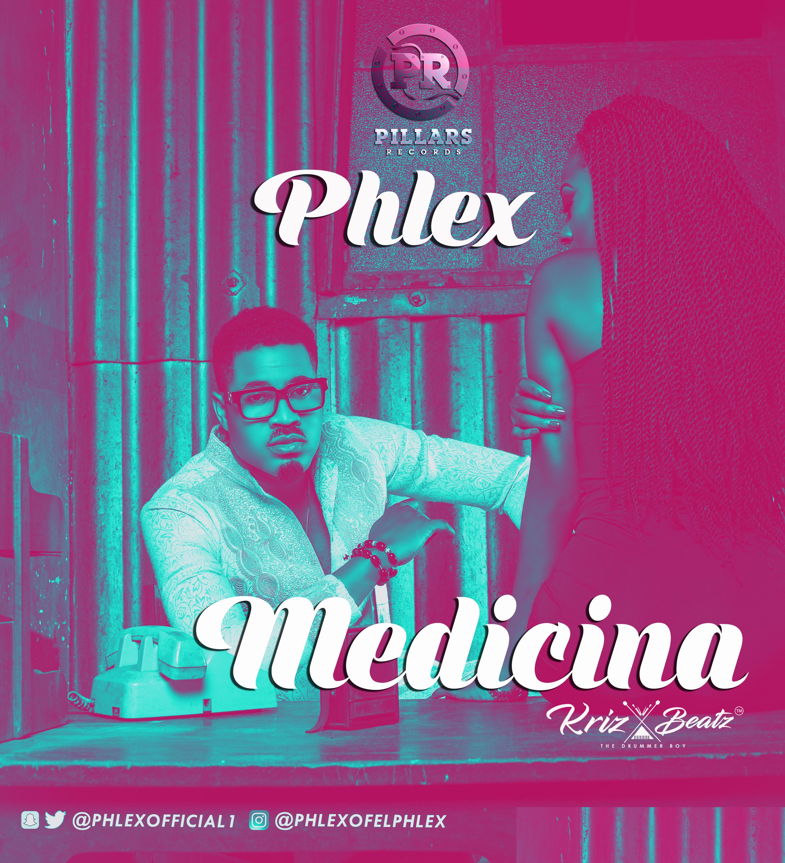 Phlex - Medicina (prod. Krizbeatz)