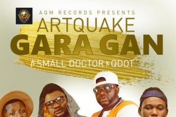 ArtQuake ft. Small Doctor x Q-Dot – Gara Gan (prod. Young Jonn)