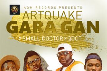 ArtQuake ft. Small Doctor x Q-Dot – Gara Gan (prod. Young Jonn)