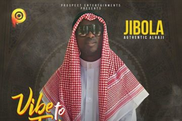 Jibola – VIBE TO FIVE (EP)