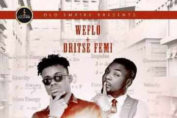Weflo Ft. Oritse Femi – Formular