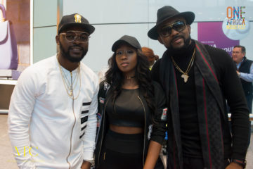 Banky W, Falz, Victoria Kimani And Cassper Nyovest Arrive In London For One Africa Music Fest This Weekend