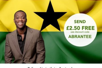 Abrantee Unveiled As UK Ambassador And Face of Senditoo Mobile Top-Up App