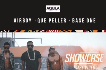 VIDEO: Airboy x Que Peller x Base One – Showcase