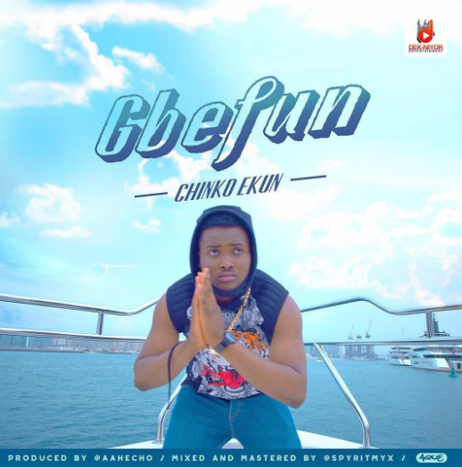 VIDEO: Chinko Ekun - Gbefun