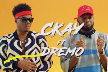 VIDEO: CKay ft. Dremo – Gaddemit
