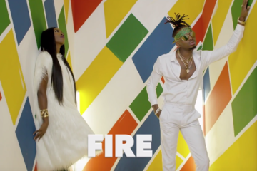 VIDEO Premiere: Diamond Platnumz Ft. Tiwa Savage – FIRE