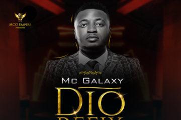 MC Galaxy – DIO (Refix) | prod. KrizBeatz