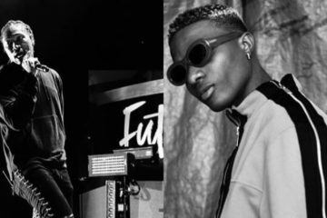 "Wizkid Comes on Board as a Special Guest On ""The Future Hndrxx Tour"""