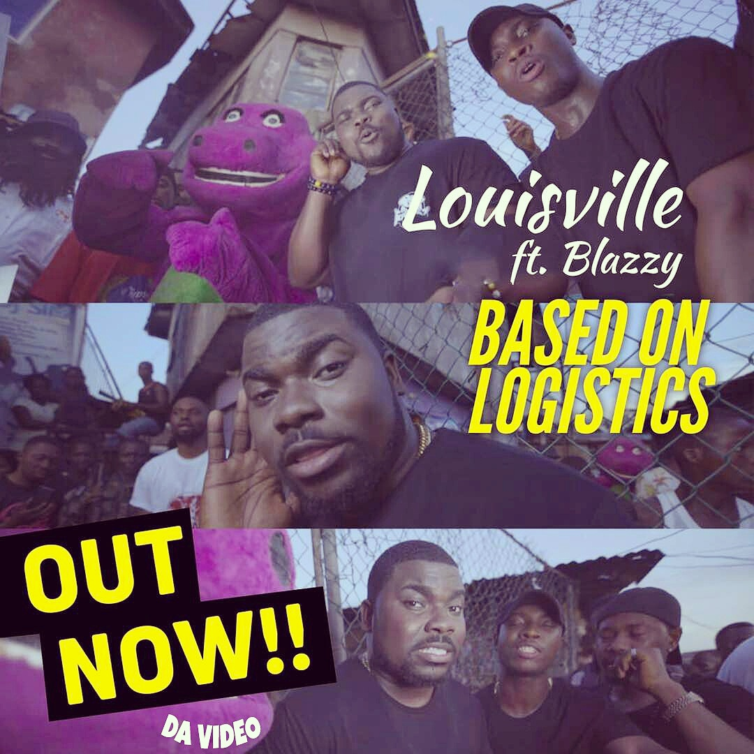 VIDEO: Louisville Ft. Blazzy – Based On Logistics
