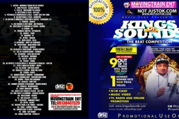Moving Train Mix – Kings of Sounds   DOWNLOAD