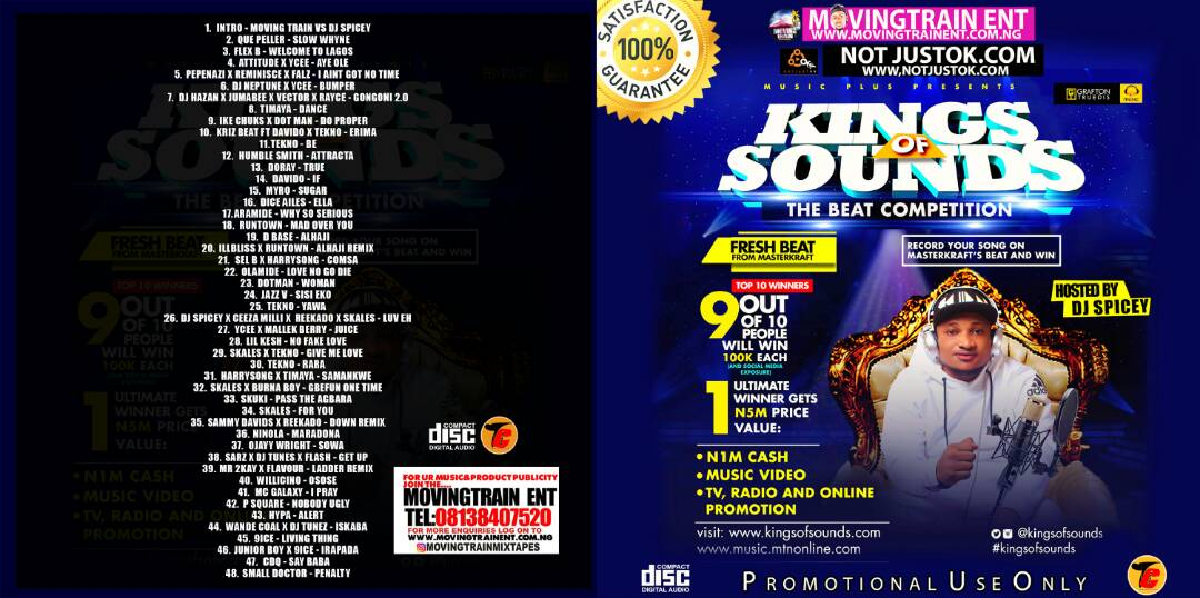 Moving Train Mix – Kings of Sounds | DOWNLOAD