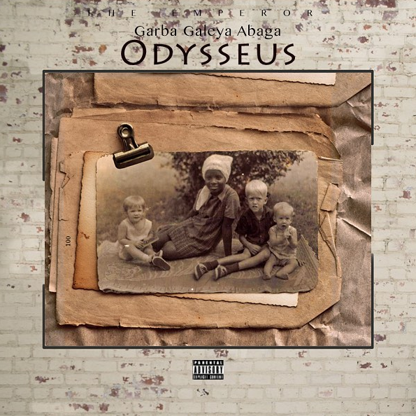 "Image result for Jesse Jagz Unveils Cover Artwork for ""ODYSSEUS"" Album"
