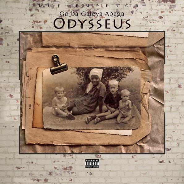 """Jesse Jagz Unviels Cover Artwork for """"ODYSSEUS"""" Album"""