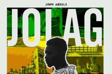 "Jinmi Abduls Releases ""JOLAG"" EP 