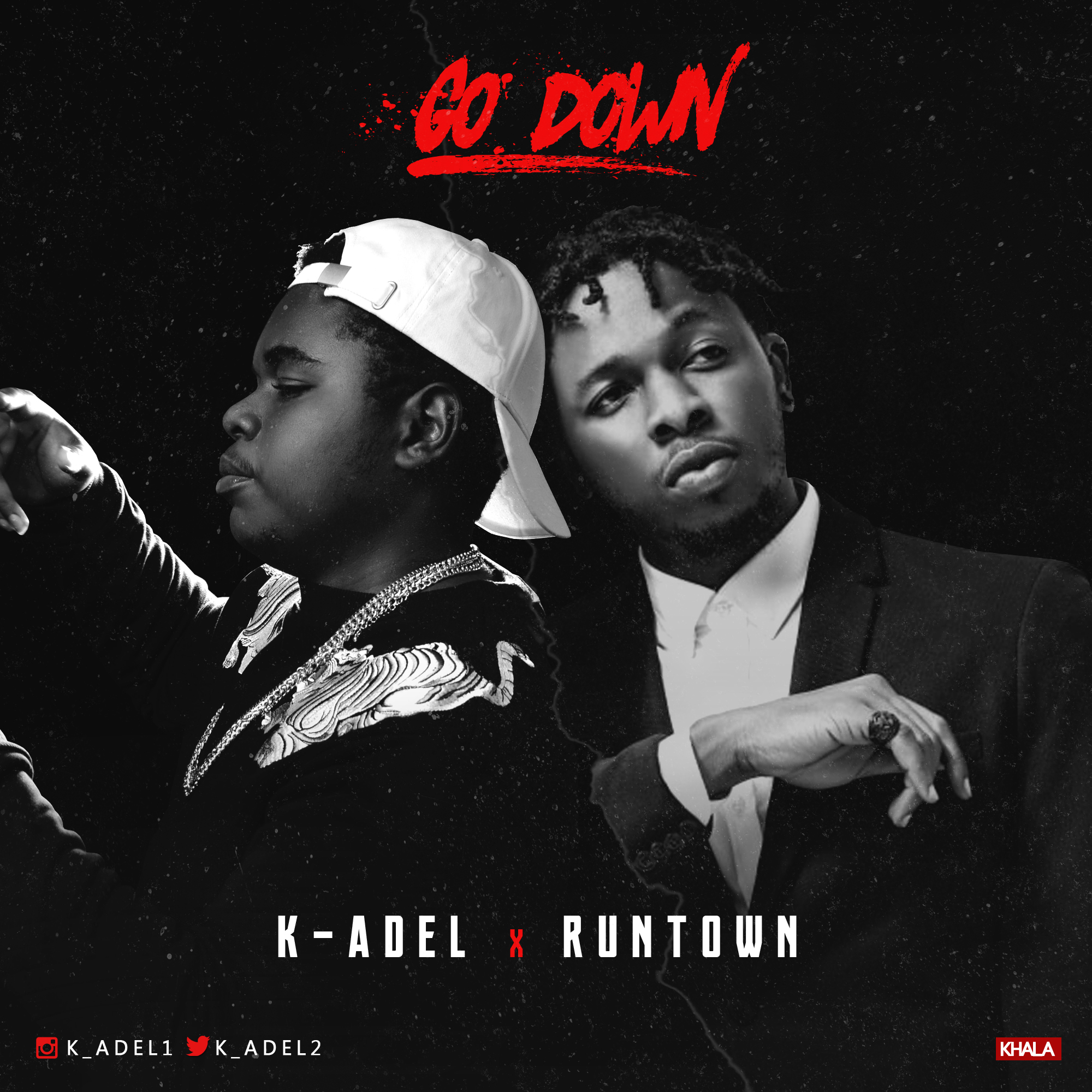 K-Adel Ft. Runtown – Go Down