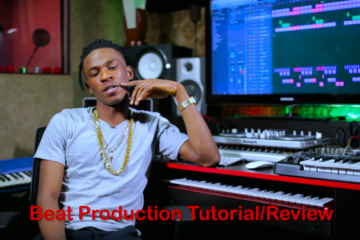 "VIDEO: KrizBeatz – ""Pana"" Beat Production Tutorial/Review"